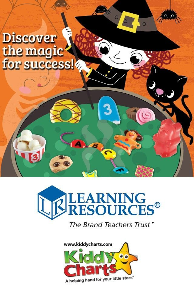 Win £150 of toys from Learning Resources as a sweet treat for Halloween and beyond! Closes 5th November.