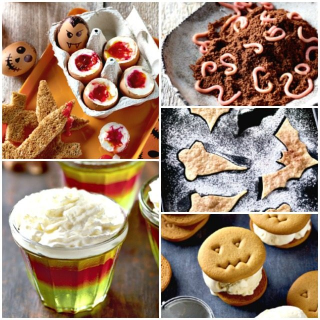 Halloween hacks for seriously scary party food ideas