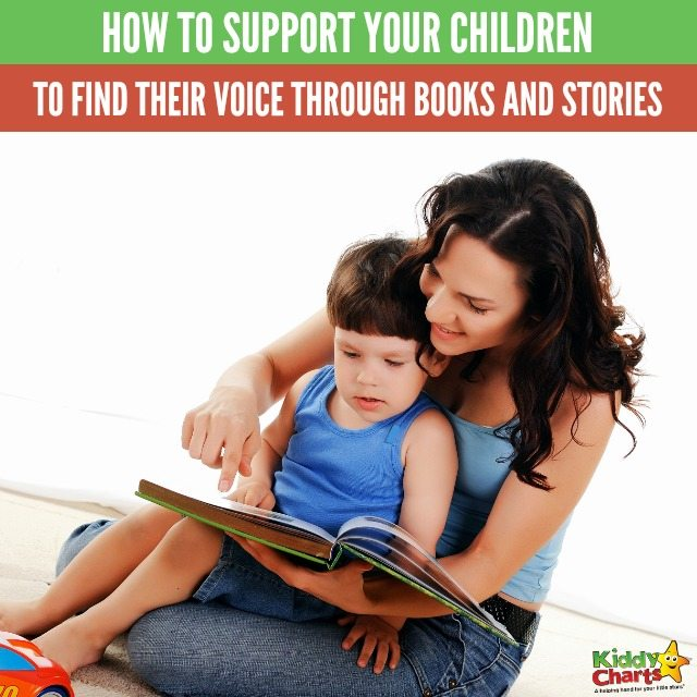 Here are my top tips for using narrative and stories to support your children to find their voice.