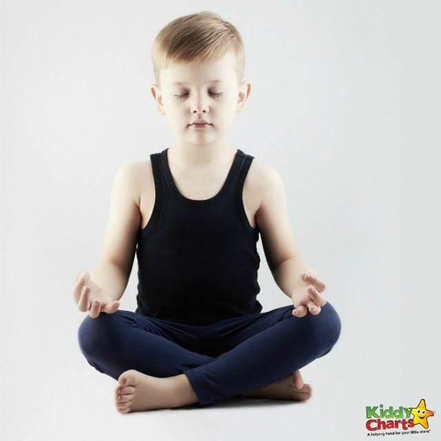 How Buddhist principles can rely help calm your kids