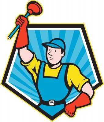 What would a UK property market superhero look like? Does he weild a plunger, is he a plumber - who knows?