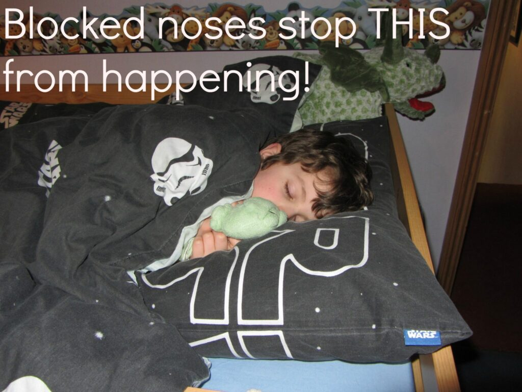 Boots medical cabinet #cbias: Blocked noses at night