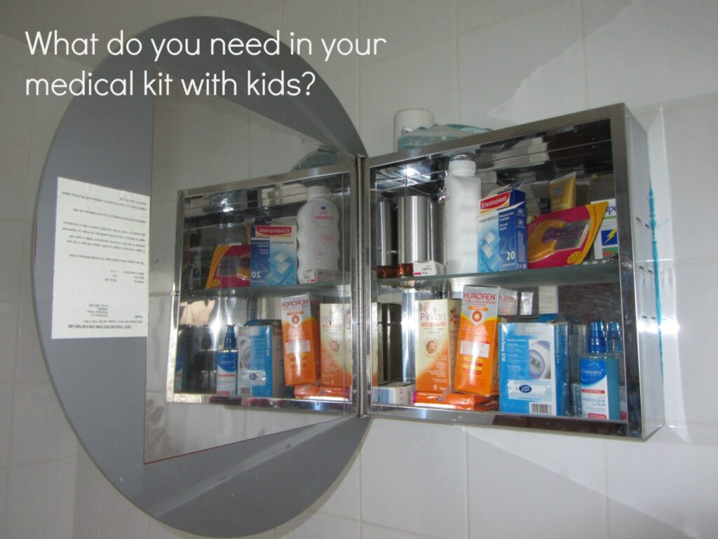 Medical kit boots #cbias: What do you need?