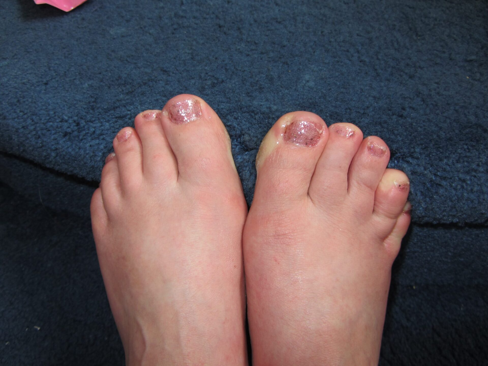 Toes are us! Superdrug cbias pedicure