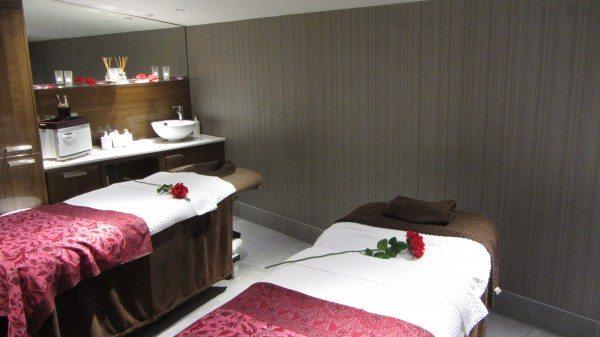 Imagine Spa Cmabridge: Treatment room