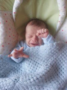 Infant reflux: Poor wee mite...