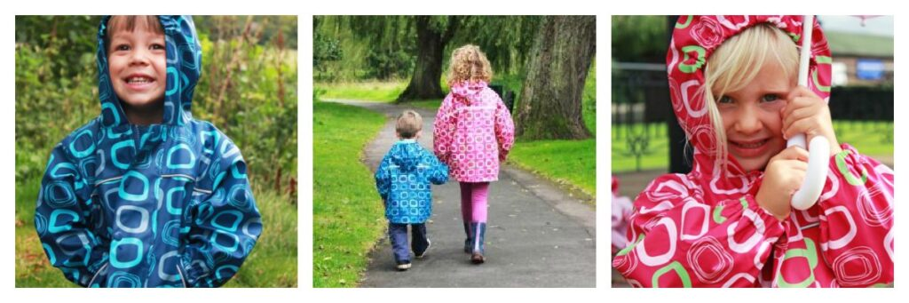 Little Big Sports Raincoat Giveaway