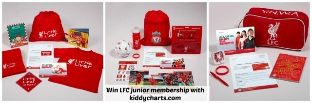 LFC Junior Membership: header