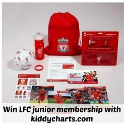 LFC Junior Membership: Featured
