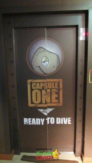 London Aquarium: Ready to Dive