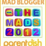 Fed up of Jubilee Parties and Bunting – then VOTE for me in the MAD Blog Awards instead