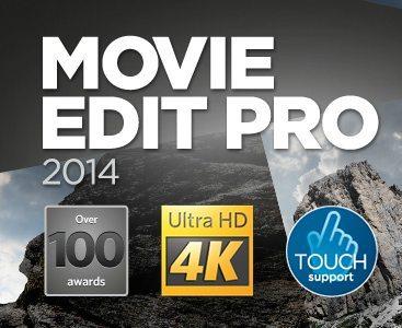 Magix Movie Edit Pro: Featured