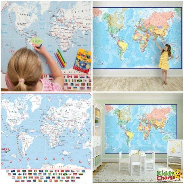 Maps International Gift for Kids