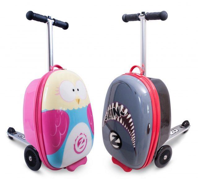 Midi Flyte Owl & Shark