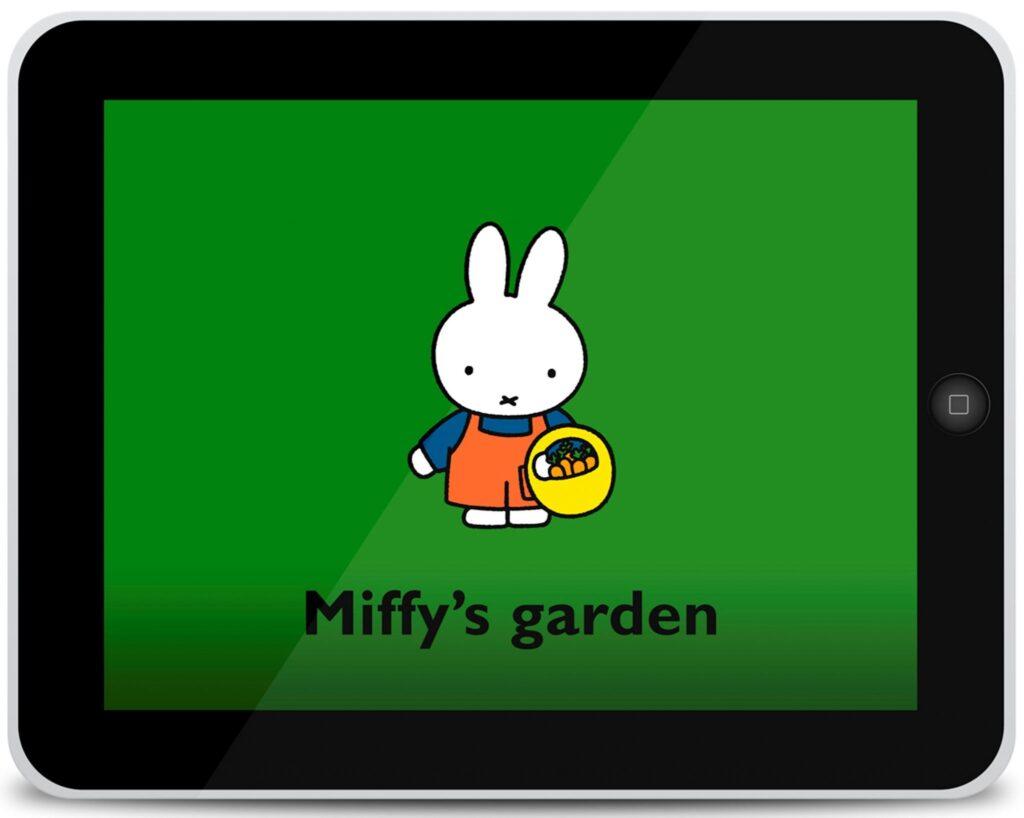 Miffys Garden Review: Screenshot