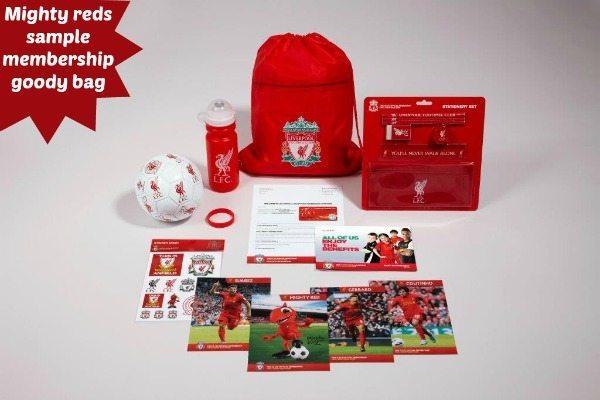LFC Membership: Mighty Reds