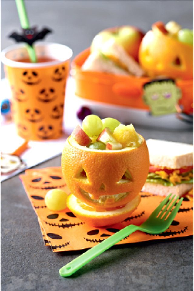 Mini Halloween Pumpkins Recipe