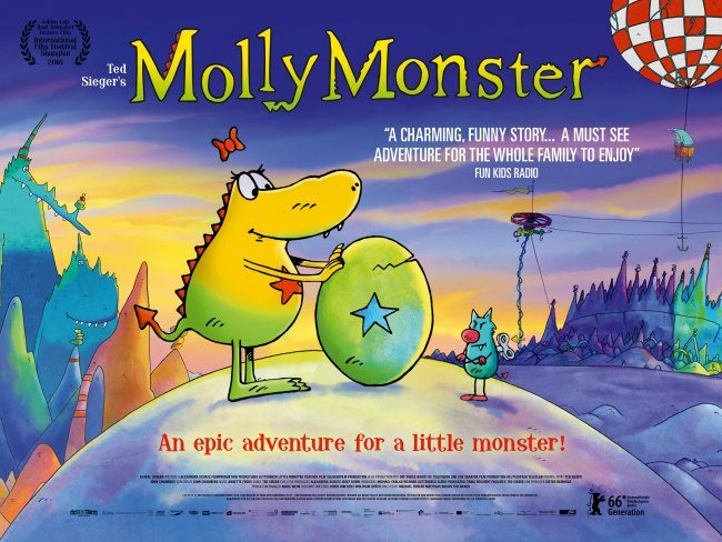 Molly Monster Free Printables