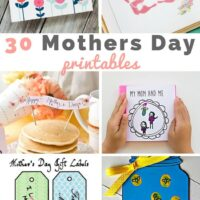 30 Mother's Day printables