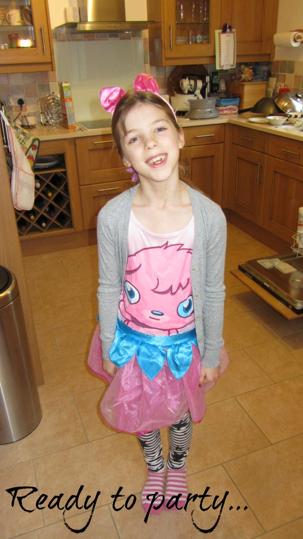 Moshi Monsters Blogger Event: Poppet Ready