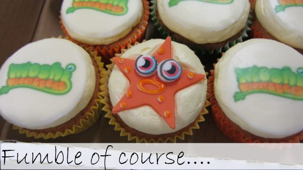 Moshi Monsters Blogger Event: Fumble