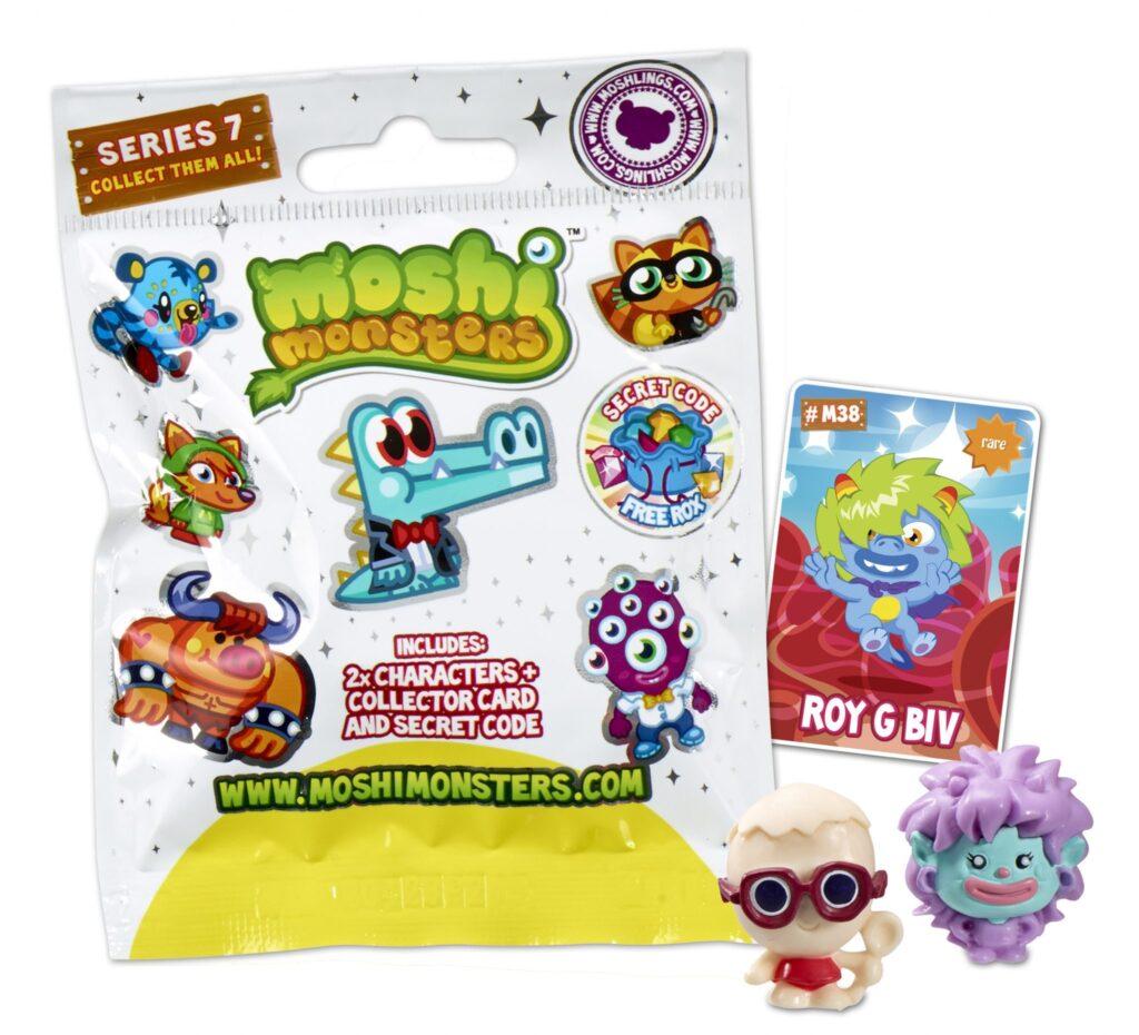 Moshi Monsters Series 7: Blind Bags
