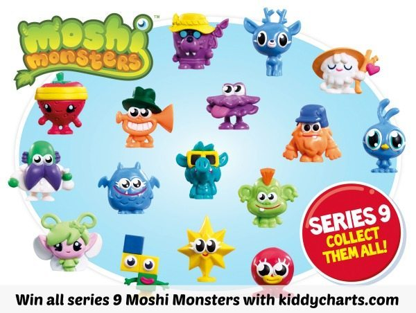 Moshi series 9: header