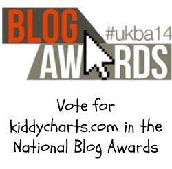Naitonal Blog Awards: VOTE NOW