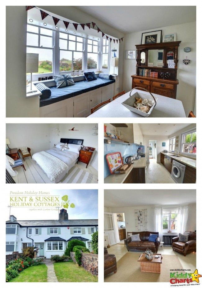 Napier Cottage - Original Cottage Company prize in 12 Days of Christmas