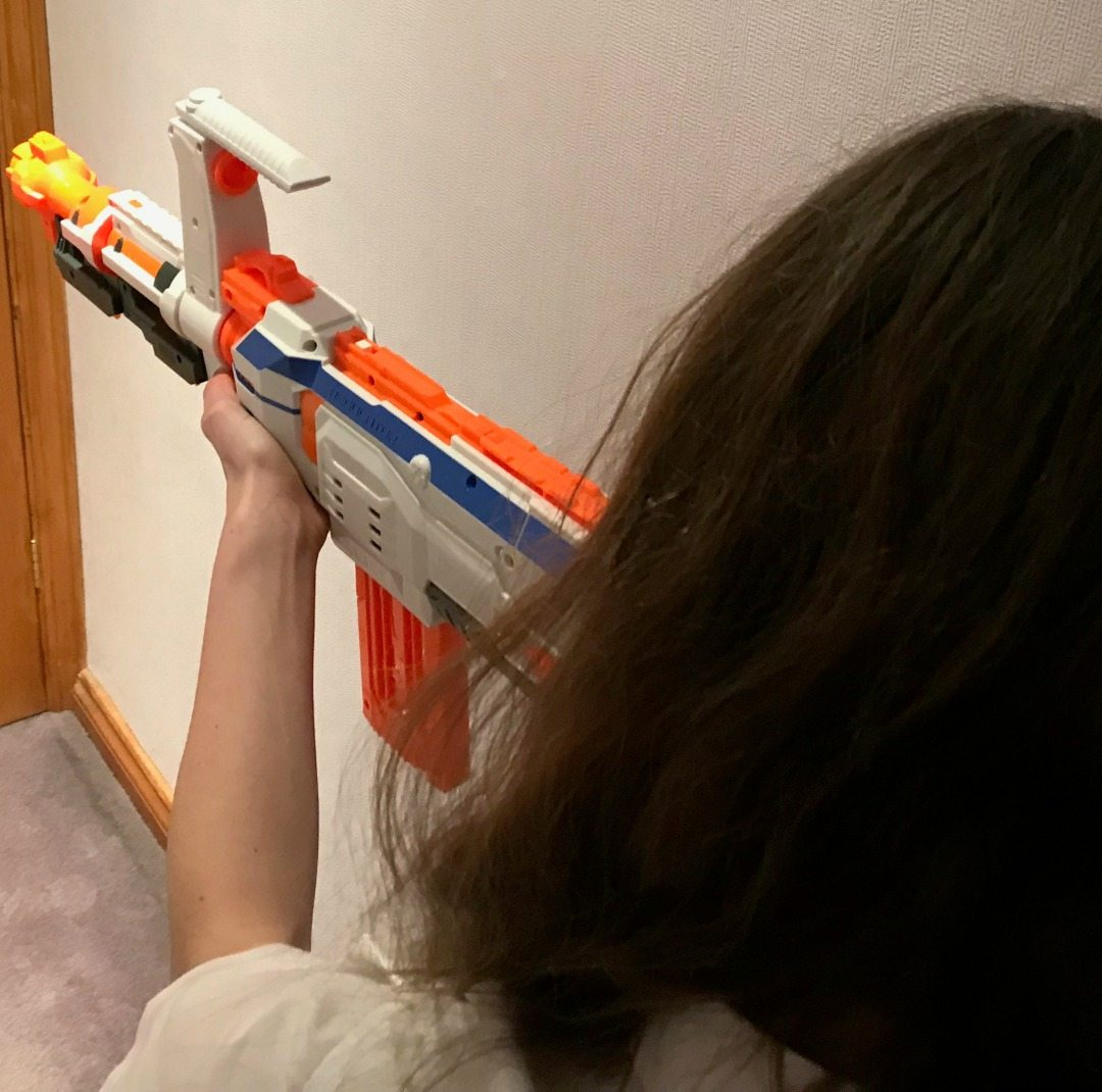 Nerf guns - will you have a blast with this one?