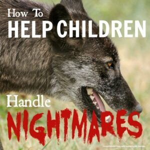 Nightmares in kids: How to handle them