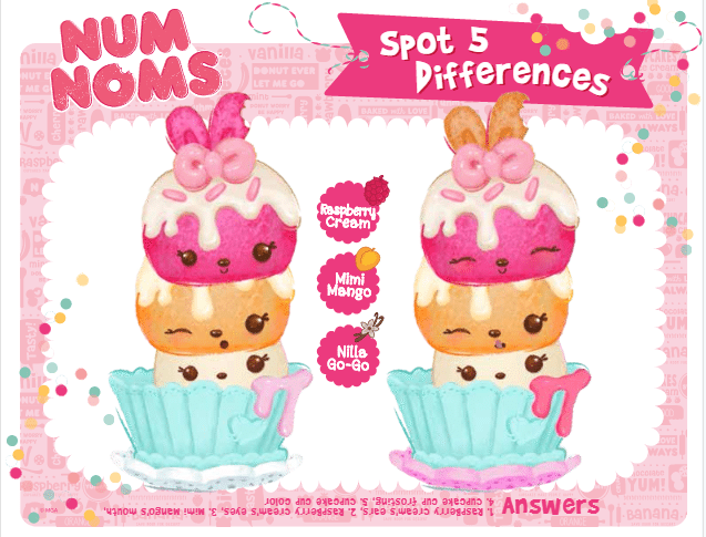 These are great activities to keep the kids busy - download four Num Noms colouring pages and activity sheets by visiting the blog.