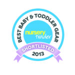 KiddyCharts are shortlisted in the Best Baby and Toddler Gear Awards 2013: Result!