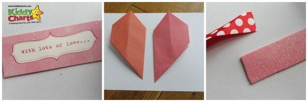 Origami Valentine: Mending a broken heart