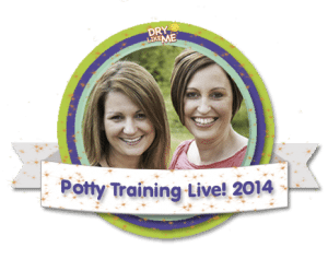 Potty Training Live Logo