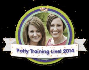 Potty Training Live Logo