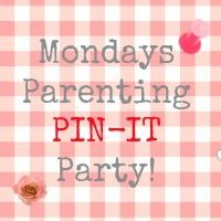 Parenting Pin it Party