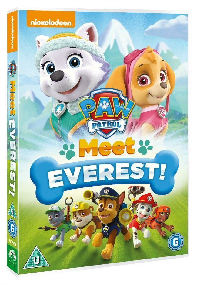 Paw Patrol Meet Everest 3