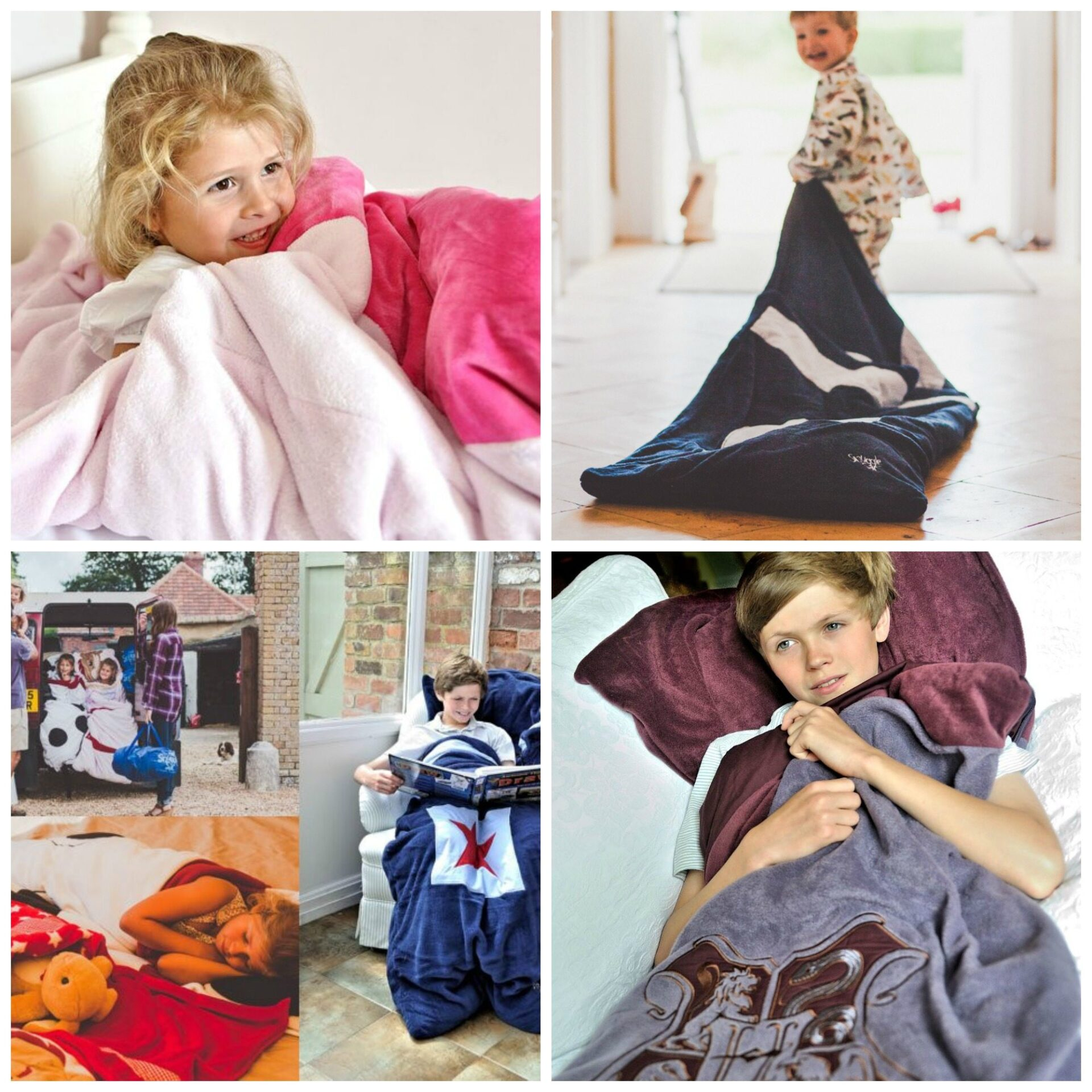 Which Snuggle Sac will you choose in our KiddyPlay giveaway?