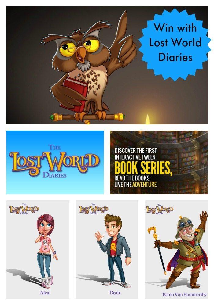 Lost World Diaries