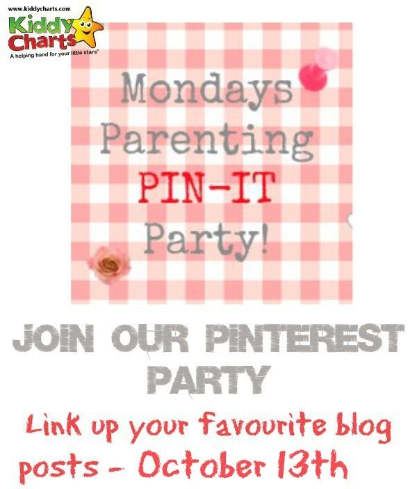 More parenting articles for you to take advice, ideas from this week - come link your blog posts up now!