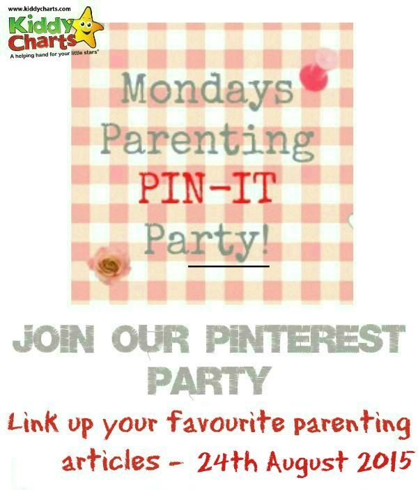 Pop on over and join in with this week's Parenting Pin It Party