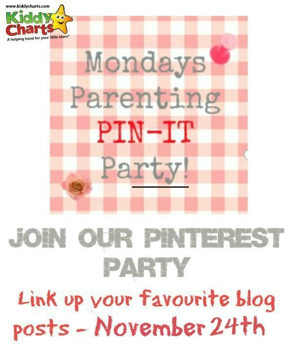 Do you have a great parenting article? Or a fantastic craft? Link up to our parenting pin it party on the blog this week!