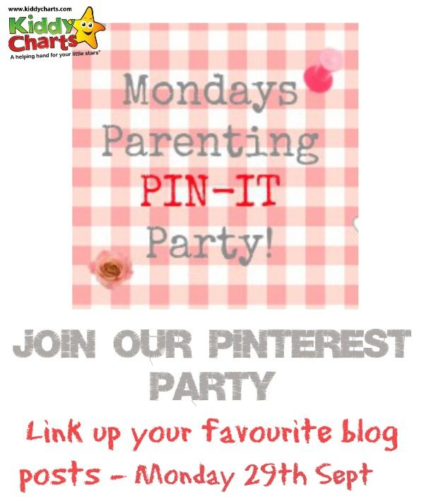 Come join up your parenting blog posts for a bit of Pinterest loving - weekly linky for bloggers to have lots of fun!