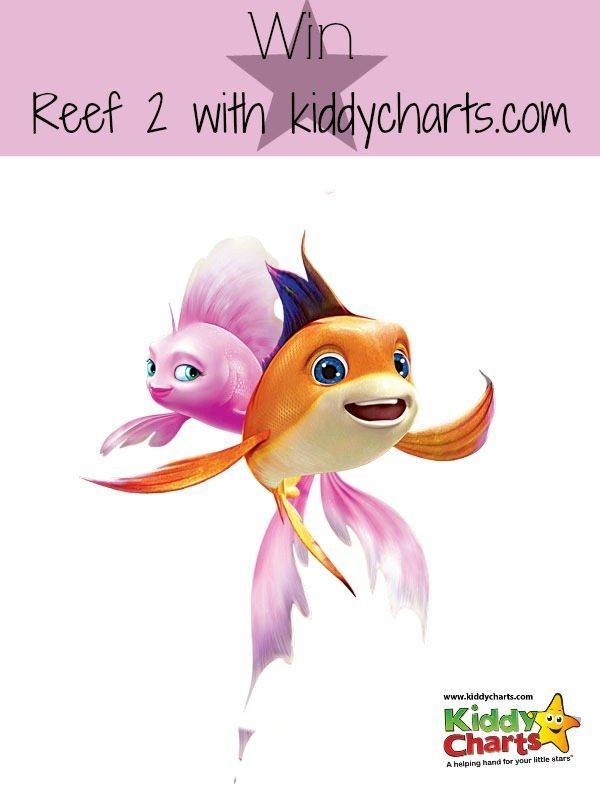 Reef 2: Header in giveaway