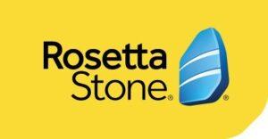 Rosetta Stone: Logo