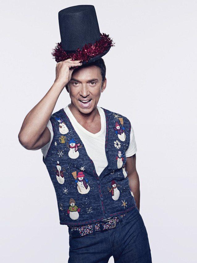 Christmas Jumper Day: Bruno