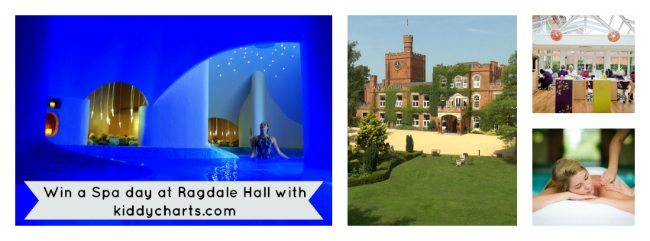 Ragedale Hall: Voucher and giveaway