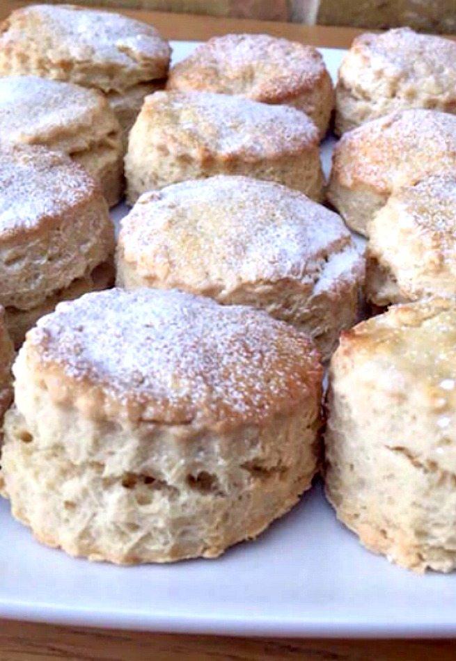 Simple and yummy scone recipe