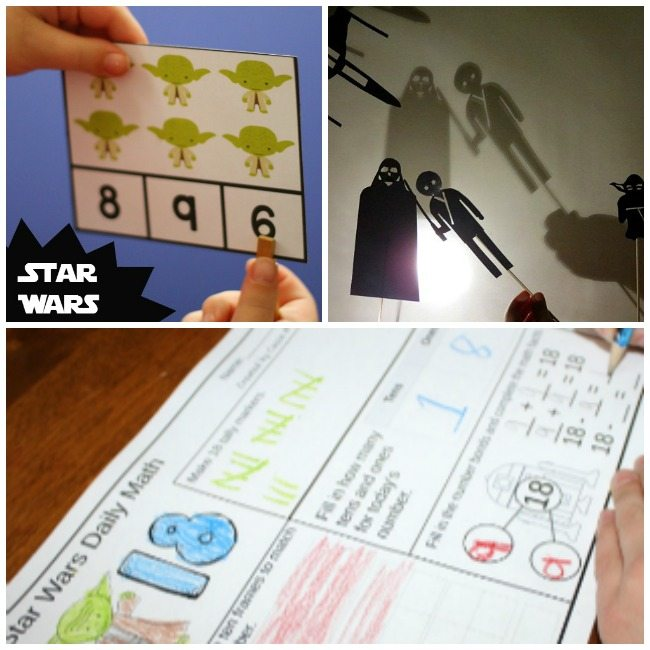 Star Wars free coloring and printables for you and the kids